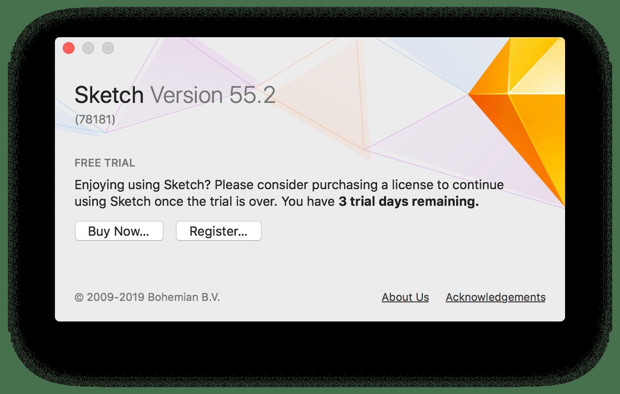 Disabling Sketch License Verification